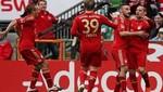 Bayern de Múnich es finalista de la Champions League tras vencer al Barcelona por 3-0