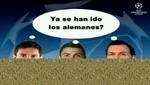 Cuando Cristiano Ronaldo, Lionel Messi y Mariano Rajoy hacen reir a muchos en España