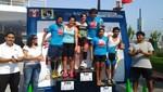 Dereck Mori y Fabia Codalli ganaron en Nacional de Acuatlón en La Punta