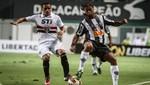 Altlético Mineiro derrota por 2-1 a Sao Paulo y da gran paso para avanzar a cuartos de final de la Copa Libertadores