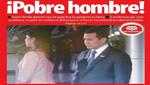 'Hildebrandt en sus trece' dice '¡Pobre hombre!' refiriéndose al presidente Ollanta Humala