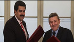 Nicolás Maduro a Rafael Roncagliolo: 'no se meta en los asuntos internos de Venezuela'