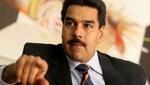 Maduro acusó al ex Presidente Álvaro Uribe de querer matarlo