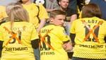 Aficionados del Borussia Dortmund insultan a Mario Götze por su fichaje con el Bayern Munich