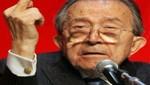 Giulio Andreotti murió a los 94 años de edad en Roma