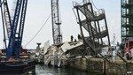 Italia: Barco choca contra torre de control y deja 7 muertos