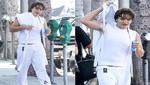 Hijo de Michael Jackson entrena jiu-jítsu con la familia Gracie
