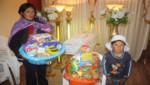 Gobierno Regional de Huancavelica gestiona nicho y entrega víveres a madre que vio morir a hija