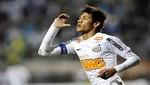 Neymar no dejará el Santos hasta después de la Copa del Mundo Brasil 2014