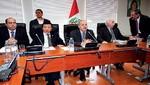 Megacomisión del Congreso concluirá su trabajo en los 120 días de ampliación acordados