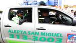 Serenos de San Miguel frustran asalto a panadería