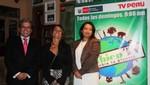 Ministerio del Ambiente presentó oficialmente programa de televisión AmbienTV