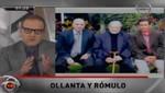 Difunden foto de Ollanta Humala en reunión con Armando Villanueva y, también, con Rómulo León
