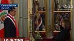 Eda Rivas Franchini sucede a Rafael Roncagliolo y se convierte en la primera mujer en hacerse cargo de la Cancillería
