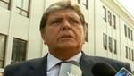 Megacomisión acuerda por mayoría recomendar la acusación constitucional contra ex presidente Alan García