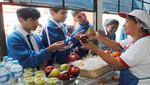 Educación  y salud comprometidos por una alimentación saludable de los niños y adolescentes del país