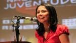 Nadine Heredia a Alan García: 'Hay que dar las explicaciones del caso y tratar de defenderse solo'