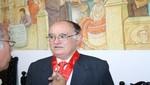 Juan Mariategui, ex parlamentario andino: '... se me está marginando y no hay igualdad ante el derecho'