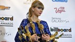 Billboard Music Awards 2013: Taylor Swift la gran ganadora de la gala