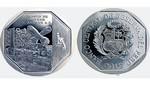 Diez millones de monedas de 1 nuevo sol con imagen alusiva al templo de Kótosh entran en circulación el día de hoy