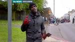 Hombre ataca a soldado en servicio y lo asesina en Londres [Video]