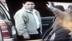 Alejandro Toledo llegó a Lima a fin de aclarar las acusaciones lanzadas a su encuentro