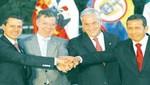 Ollanta Humala en VII Cumbre de la Alianza del Pacífico: América Latina es la región más desigual del planeta