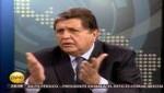 Alan García cree que 'Nadine Heredia va a postular el 2016'