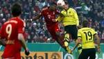 Bayern de Múnich se impone por 1-0 al Borussia Dortmund en la final de la Champions League
