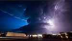 América del Norte: ¿Podría el cambio climático causar más (y más grandes) Tornados?