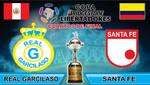 Real Garcilaso ante el Independiente Santa Fe en el Campín de Bogotá: Golear o morir