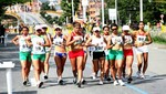 Kimberly García conquistó el oro en Copa Panamericana de Marcha Atlética en Guatemala