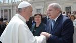 Papa Francisco envió bendición a soldados peruanos