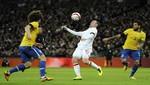 Encuentro entre Brasil e Inglaterra a jugarse este domingo ha sido suspendido por falta de seguridad