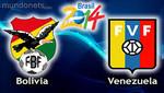 [Eliminatorias Brasil 2014] Bolivia y Venezuela empataron 1-1
