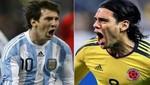 [Eliminatorias Brasil 2014] Argentina y Colombia empatan 0-0 y se reparten los puntos