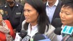 Keiko Fujimori: Humala tendrá botas pero el fujimorismo tiene pantalones ... La libertad de mi padre ahora no solo depende de la familia sino del pueblo peruano