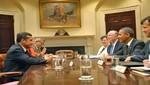Ollanta Humala viaja hoy en visita oficial a los Estados Unidos
