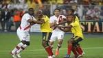 La selección peruana de fútbol ya se encuentra en Barranquilla