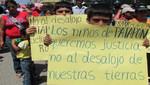 Juez ordena desalojo expiditivo en el predio de Patapón, en Batán Grande, Chiclayo
