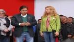 Alejandro Toledo: 'Ni yo ni mi esposa tenemos cuentas o empresas en Costa Rica'