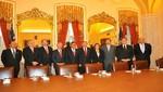 Ollanta Humala se reunió con presidente de Comisión de Relaciones Exteriores del Senado de los Estados Unidos