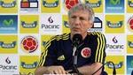 José Pékerman afirmó que la selección de Perú es una de las que mejor juega en América del Sur