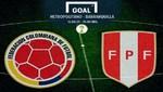 [Eliminatorias Brasil 2014] Colombia se impuso a Perú por 2-0 en el Metropolitano de Barranquilla