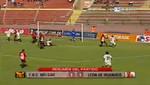 Melgar deja escapar un triunfo en las postrimerías del partido frente al León de Huánuco y empata jugando de local 1-1
