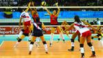 Selección femenina de vóley de Perú cayó por 3-2 ante el sexteto de Cuba en Copa Panamericana