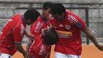 Unión Comercio  jugando de local se reencontró con la victoria al golear al Sport Huancayo por 4-0