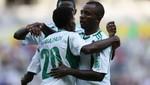 Nigeria goleó 6-1 a Tahiti en la Copa Confederaciones 2013