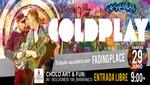 Banda 'Fading Place' realizará tributo acústico a COLDPLAY