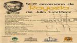 Ciclo de conferencias '50 años de Rayuela, de Julio Cortázar'
